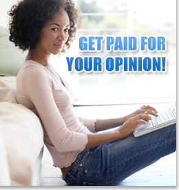 How to Make Money at Home Online Getting Paid for Your Opinion!